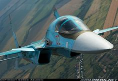 Photos: Sukhoi Su-34 Aircraft Pictures | Airliners.net