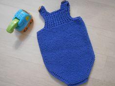 Ness Créative - Barboteuse en coton, 0/3 mois