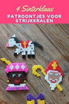 Sinterklaas strijkkralen patroontjes