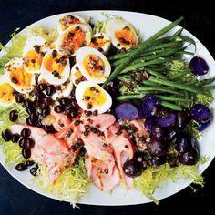 Salmon Niçoise Recipe