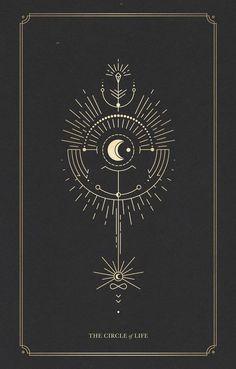 The Totem of the Circle of Life – – taurus constellation tattoo Constellation Tattoos, Constellation Drawing, Circle Of Life, Circle Circle, Compass Tattoo, Line Art, Body Art, Tattoo Designs, Pattern