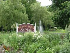 Willow Park, Wolfville, NS.