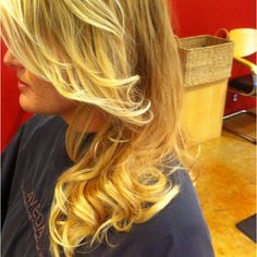 Hair by Emily Carroll- One Aveda