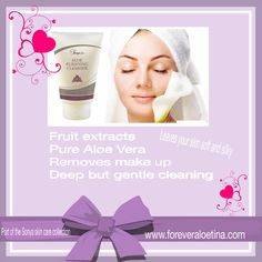 Lovely, soft, cleansing, purifying  ..  Handy Nummer : 0176 82654343 My Aloe Vera Forever Living Shop  http://www.be-forever.de/aloevera-wellness-shop/  Please email wellnessemy@outlook.de Sponsors Details Name: Emerita Kaufmann ID Number: 490-000-524-516 http://www.facebook.com/Bambusmassage.