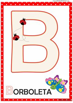 Alfabeto Joaninha para imprimir Grátis Alphabet For Kids, Learning Resources, Miraculous Ladybug, Activities For Kids, Symbols, Letters, Bingo, Alphabet Cards, Alphabet Book