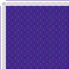 draft image: Figurierte Muster Pl. XXXI Nr. 6, Die färbige Gewebemusterung, Franz Donat, 7S, 7T