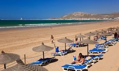 Beautiful Agadir Morocco where Argan Oil comes from.  To learn more about Argan Oil and natural beauty tips please visit our site at www.realbeautyby.com #arganoil #beautybyargan