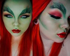 been meaning to do this makeup for a while!! photo, model, makeup: me thank you for looking<3
