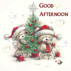 Good Afternoon sister,have a nice time xxx❤❤❤❄⛄