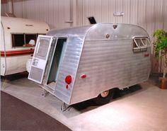 vintage trailers imagaes   Vintage Scotty Campers For Sale