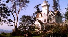 """And living in a Victorian manor in a small coastal town? Being known as the village witches? THAT WOULD BE SO FABULOUS. 