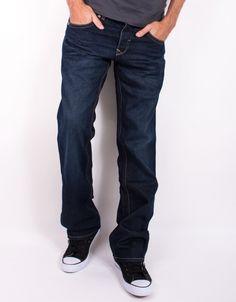 Jeans Tommy Hilfiger Denim Wilson Dark Indigo Worn