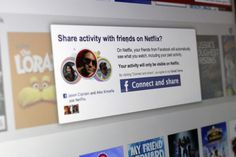 Get to know Netflix and its new Facebook integration