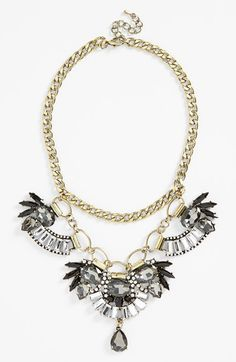 Tildon Deco Statement Necklace available at #Nordstrom