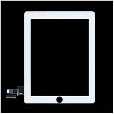 iPad 2 LCD Screen Digitizer Replacement White