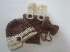 Reserved-custom order Natural colored baby by BloomingRoseCrochet