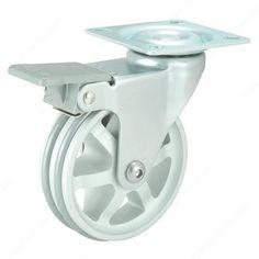 « Roulette design » en aluminium - Quincaillerie Richelieu