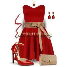 Holiday dress