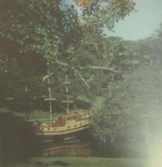 The Jolly Roger in Sefton Park, we used to fish for tiddlers all around there with our nets which we bought from the sweet shop at the top of lark lane !