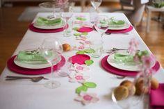 """""""Blooming"""" la nuova collezione Primavera 2015 di #Centrotavola #Milano scoprila su www.centrotavolamilano.it Tavola collezione Blooming. Blooming collection dinnerware"""
