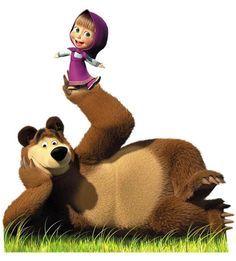 """Contando os dias  """"Masha e o Urso"""" @mashaandthebear chegará aos cinemas brasileiros em parceria ..."""
