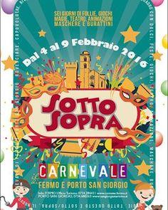 Carnevale Porto San Giorgio e Fermo 2016