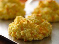 Cheese Garlic Biscuits (Gluten Free)