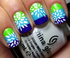 Nails by an OPI Addict: #nail #nails #nailart