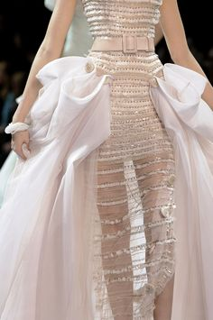 Christian Dior at Couture Fall 2008 (Details)