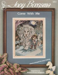 Come With Me booklet