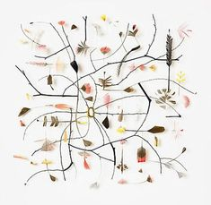 gathering-no.2 by Shona Wilson