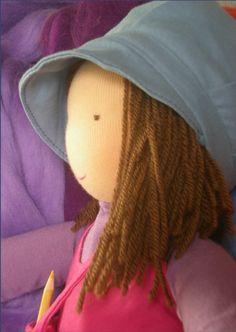 Risultati immagini per bambole waldorf