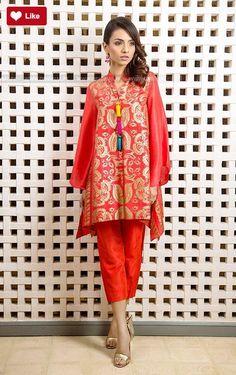 982d01aae3679 Tena Durrani Mandarin Luxury Pret Traditional 2017  Teena Durrani  Teena  DurraniMandarin  Teena DurraniLuxury