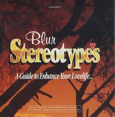 "For Sale - Blur Stereotypes UK Promo  CD single (CD5 / 5"") - See this and 250,000 other rare & vintage vinyl records, singles, LPs & CDs at http://eil.com"