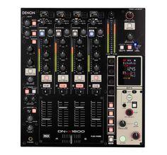 #1 (of 3) Top DJ Mixers - Denon DJ DN X1600