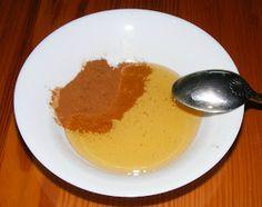 Cosette's Beauty Pantry: DIY: Honey and cinnamon facial mask/spot treatment
