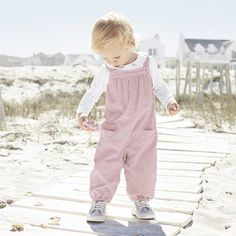 My Best Friend Dungarees   The White Company UK