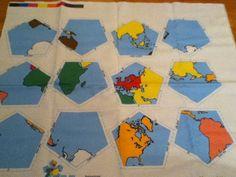 DIY Montessori Globe from the Homeschooling Through Triumphs, Trials and Tragedies blog.