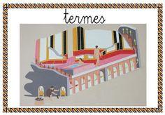 Mi grimorio escolar: EL CUIDADO PERSONAL DE LOS ROMANOS Bookends, Culture, Home Decor, Shape, School Projects, Activities, Roman Empire, Different Types Of, Personal Care