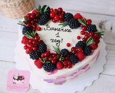 Ох уж эти ягодки #foodbookcake