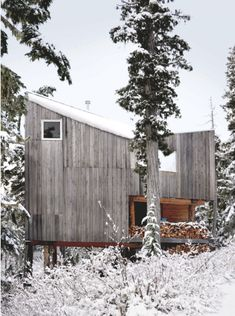 Required Reading: 61 Cabins to Lust For