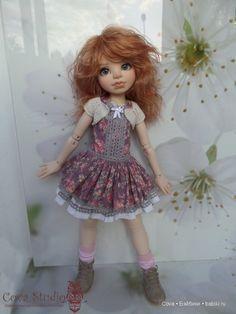"""""""Cova Studio""""(Elena Tkachenko) / Ямогу. Каталог мастеров и авторов кукол, игрушек, кукольной одежды и аксессуаров / Бэйбики. Куклы фото. Одежда для кукол"""