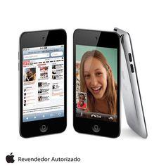 iPod Touch Apple, Memória de 16GB e Tela de Retina - fastshop.com.br