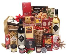 Socially Conveyed via WeLikedThis.co.uk - The UK's Finest Products -   Festive Feast Christmas Hamper http://welikedthis.co.uk/festive-feast-christmas-hamper