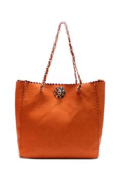Rust purse-I think I could make this.