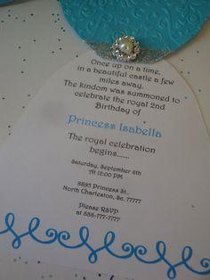 Frozen Invitation Frozen Birthday Invitation Frozen by HappyToons