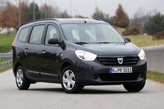Test: Dacia Lodgy dCi 90 | www.carskings.com