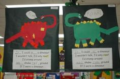 Dinosaur TLC Activity