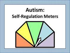 Autism and ADHD: Printable self-regulation meters