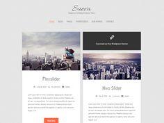 WordPress › SuevaFree « Free WordPress Themes